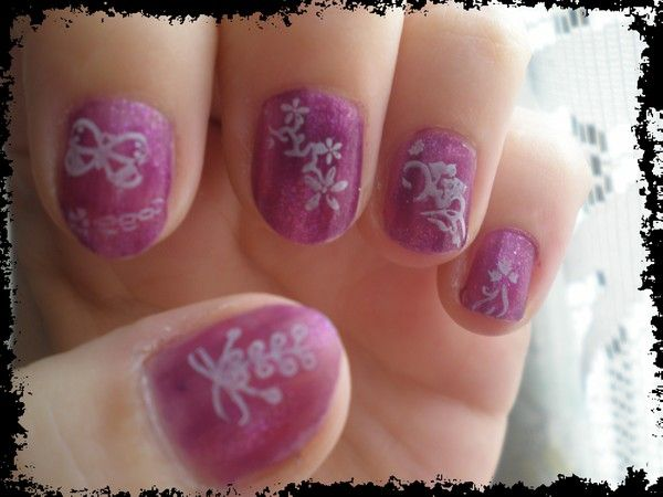 Stamping blanc